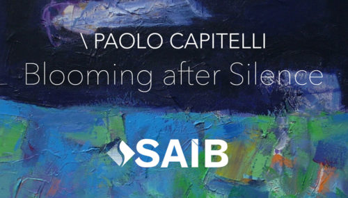 """""""Blooming after Silence"""" - Paolo Capitelli"""